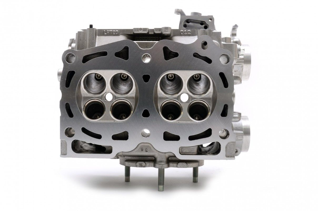 Genuine Subaru New Large Port Cylinder Heads Impreza Spec C